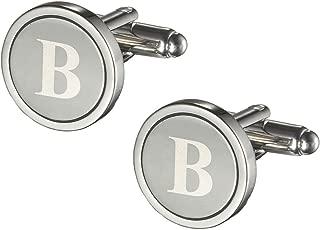 Dantes Metal Cufflinks (Silver)