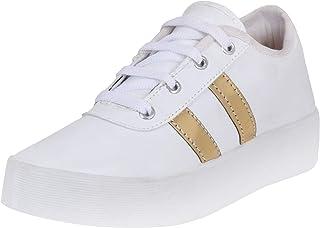 2ROW Women's White Sneakers