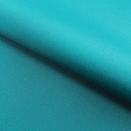 NOVELY Oxford 210D | Polyester | anschmiegsam nachgiebig | Meterware Segeltuch Farbe: 30 Aqua Türkisblau S25