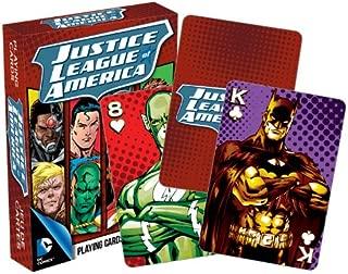 Aquarius DC Comics Justice League of America Playing Cards