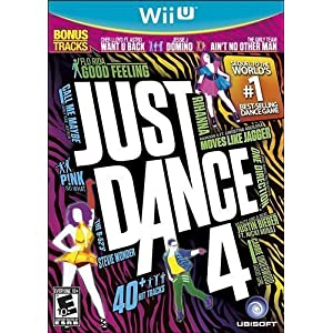 Portable, Just Dance 4 - Nintendo Wii U PlatformForDisplay: Nintendo Wii U Consumer Electronic Gadget Shop