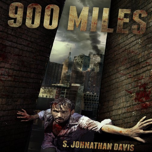 900 Miles audiobook cover art