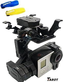 Tarot t4–3d 3軸FPVブラシレスカメラジンバルfor GoPro hero3/ gopro3+ / gopro4tl3d01( Free ARRISバッテリーストラップ