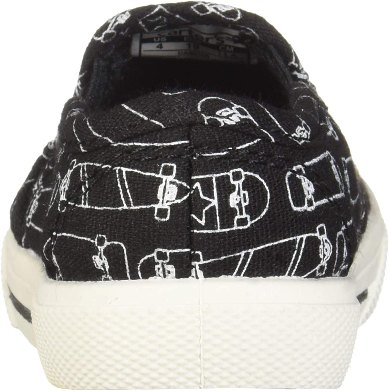 Carters Kids Damon Boys Casual Slip-on Sneaker Skate Shoe