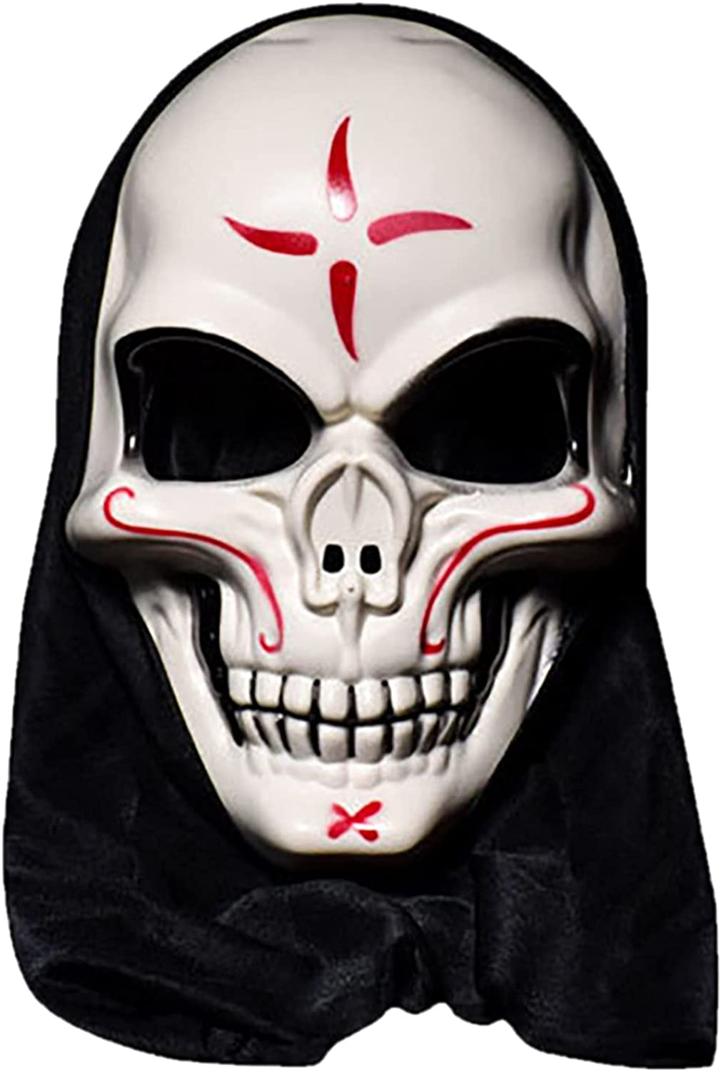 Halloween Horror Max 70% OFF Mask Cosplay Bar Night Outlet sale feature P Show Theme Performance