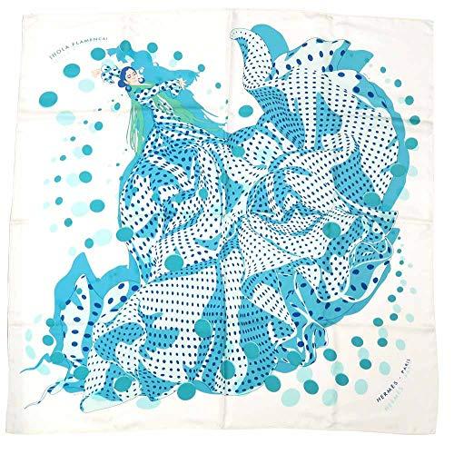 (エルメス)HERMES カレ90 iHOLA FLAMENCA! フラメンコ シルクスカーフ スカーフ シルク レディース 0106 中古