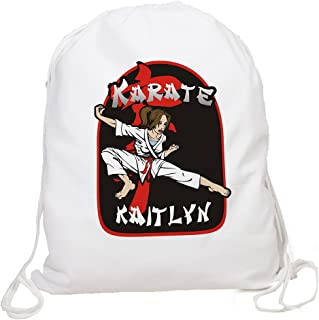 GiftsForYouNow Karate Personalized Sports Bag