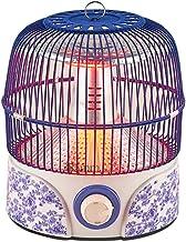 ALUK- Calentador De La Jaula De Pájaro De Ahorro De Energía Doméstica Pequeña Estufa Asar Pie del Invierno Más Cálido Velocidad Calentador Calefacción