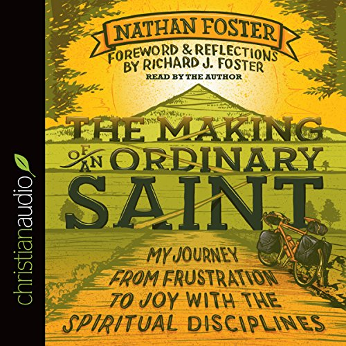 The Making of an Ordinary Saint audiobook cover art