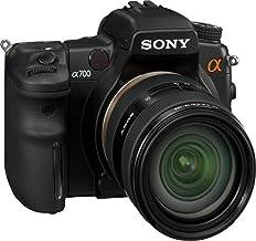 Sony Alpha A700 12.24MP Digital SLR Camera with 16-105mm Lens