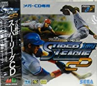 プロ野球スーパーリーグCD MCD 【メガドライブ】