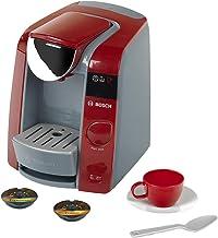 Theo Klein 9543 Bosch Tassimo koffiezetapparaat I Met waterreservoir en watercirculatie met geluid I Inclusief espressoset...