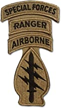 ranger and special forces tab