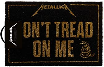 IMPACT Metallica - Dont Tread On Me Outdoor Doormat