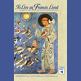 To Live as Francis Lived cover art