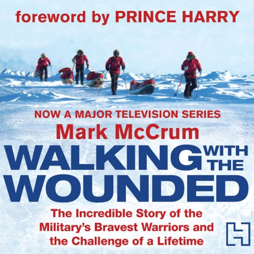 Walking with the Wounded Audiobook By Mark McCrum cover art