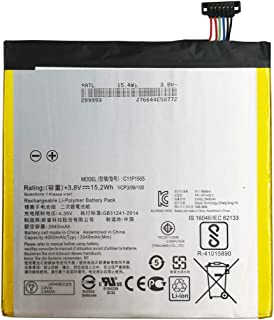 E-yiiviil Li-Polymer Replacement Battery C11P1505 for Asus P022 P024 ZenPad 8.0 Z380C ZenPad Z380C ZenPad Z380CX