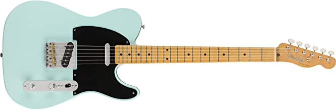 Fender Vintera '50s Telecaster Modified - Maple Fingerboard - Daphne Blue