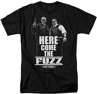 Best hot fuzz t shirt Reviews