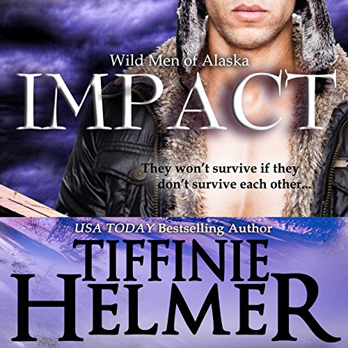 Impact audiobook cover art