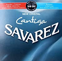 SAVAREZ 510CRJ NEW CRISTAL Cantiga ×3SET MIX TENSION SET クラシックギター弦