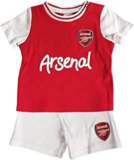 Arsenal FC Baby Unisex Shirt & Short Set