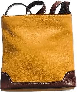 Mini Very Soft Leather Crossbody Bag