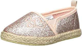 OshKosh B'Gosh Kids Belle Girl's Beachy Espadrille Flat Loafer