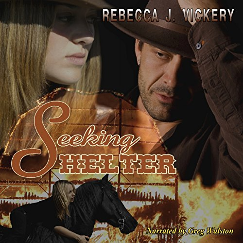 Seeking Shelter audiobook cover art