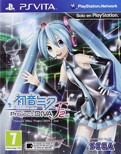 Hatsune Miku: Project DIVA F 2nd - [Edizione: Spagna]