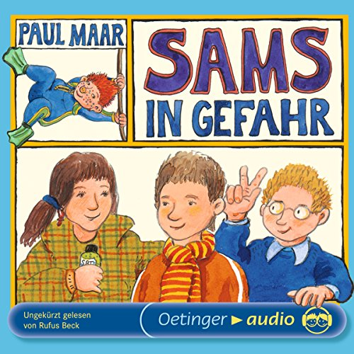 Couverture de Sams in Gefahr