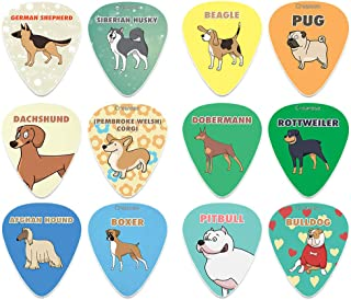 Best dog guitar picks Reviews