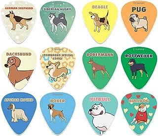 dog guitar picks