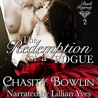 The Redemption of a Rogue  audiobook cover art