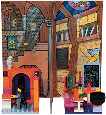 Classroom of 4721 Harry Potter Hogwarts Lego