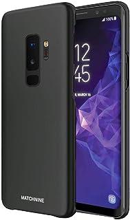 Samsung Galaxy S9 Plus Matchnine Hori Back Case Cover - Black Carbon