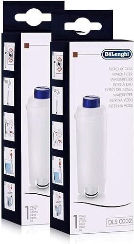 2X Cafetière Automatique avec Filtre à Eau DeLonghi BCO ECAM ETAM DLS C002 SER3017 5513292811