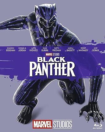 Black Panther (Edizione Marvel Studios 10 Anniversario) [Blu-Ray] [Import]