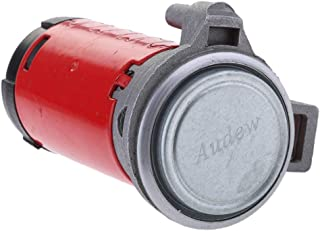 Daxoon 250DB 12 V Elektrische Hupe Sound Super Laut Bull Horn f/ür Auto Motorrad LKW Boot