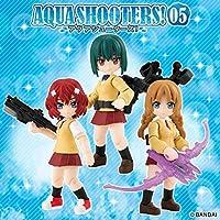 AQUA SHOOTERS!05 【全5種セット】ガシャポン バンダイ