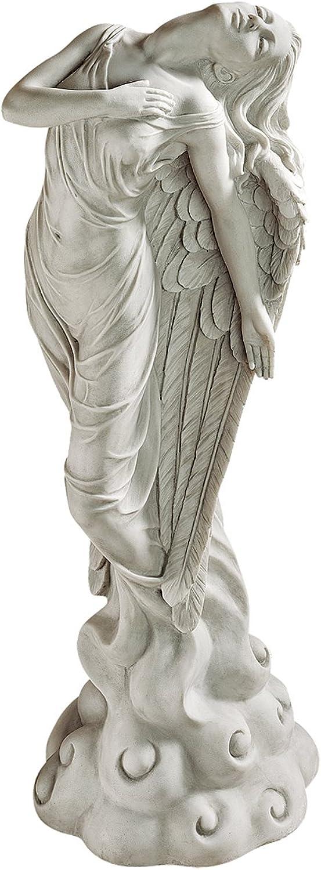 Design Toscano Aufsteigender Engel, Skulptur - Mittelgro