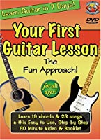 Your First Guitar Lesson [DVD]