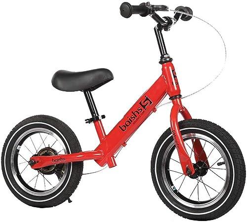 buena reputación Bicicleta Sin Sin Sin Pedales Ultraligera Equilibrio de la bicicleta, sin pedales Bici de equilibrio, con freno manual - Para 2, 3, 4, 5, 6 años de edad, Niños niñas, neumático neumático ligero, manillar y as  ventas calientes