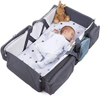 Baby travel cot bag 3 in 1