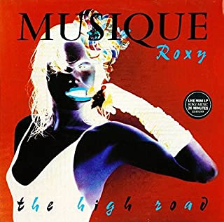 The High Road - Roxy Music LP