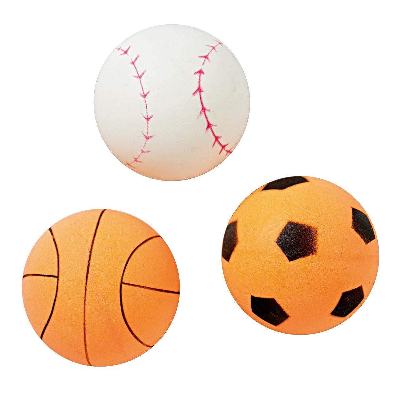 ガウン航海略語Kaiser(カイザー) 卓球 スポーツ ボール 3P KW-251