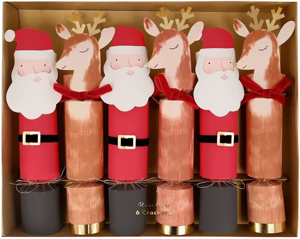 New item Christmas Crackers Holiday Christm At the price of surprise - Party