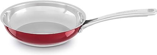 "wholesale KitchenAid popular KC2S08SKPC Stainless Steel discount 8"" Skillet online"