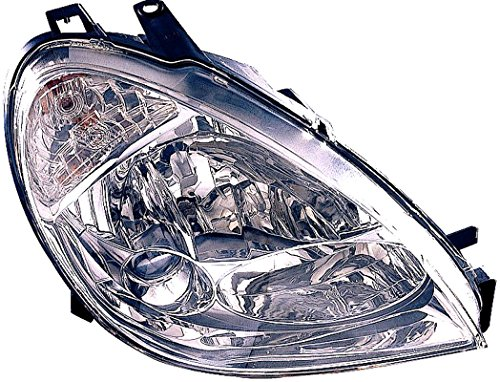 Iparlux 11224102 – Faro principal derecho, Eléctrico, Con Motor, H7+H1