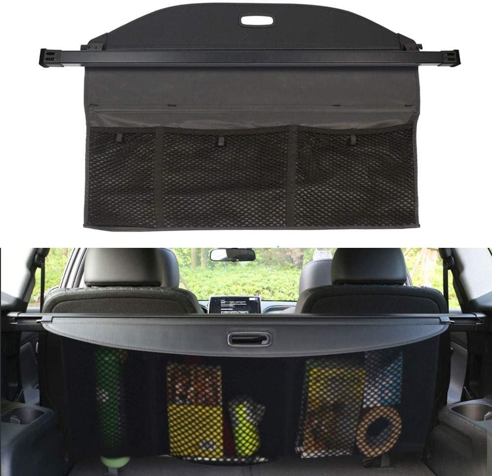 BOPARAUTO Cargo Cover for Hyundai Santa W 5 seats Don't miss the campaign Rare Accessories FE